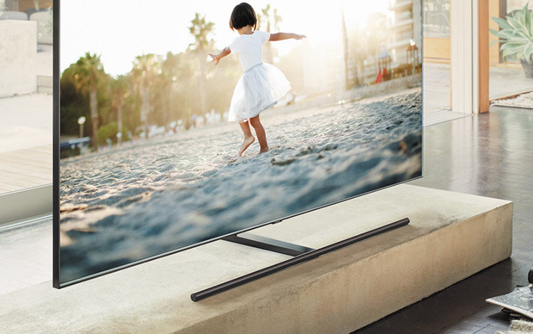 TV QLED 8K تلفاز بدقة خرافية تم الاعلان عنها اليوم من قبل شركة سامسونج