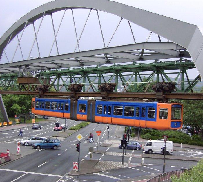 مدينة فوبرتال الألمانية من الأماكن التي تستحق الزيارة