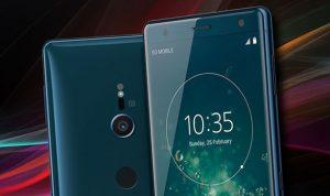 صور مسربة جديدة تظهر هاتف Xperia XZ3 بكاميرا خليفة واحدة و أسفلها بصمة الاصبع