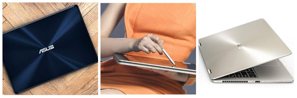 Asus ZenBook 2018 حاسب من شركة Asus تم الاعلان عنه رسمياً اليوم بثلاث أحجام