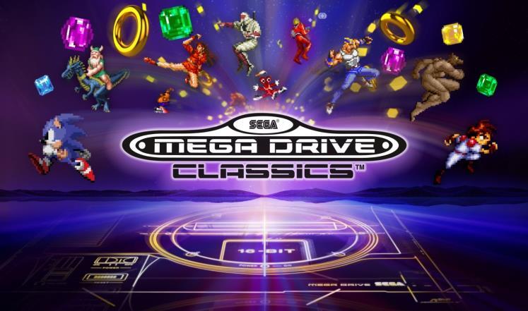 سيغا تطلق أشهر ألعابها الكلاسيكية من جديد
