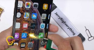 iPhone XS Max يخضع لأقسى أساليب الاختبار بالفيديو