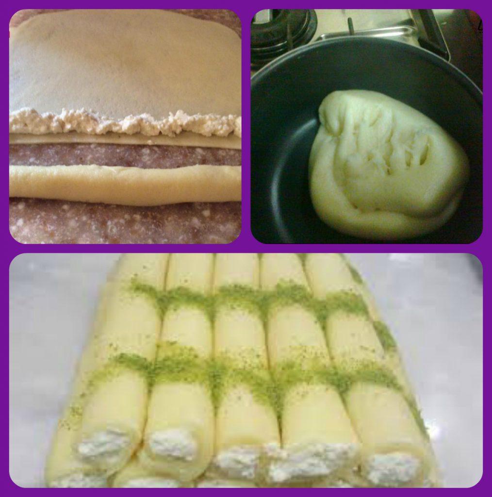 طريقة صنع حلاوة الجبن السورية