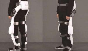 CLOi SuitBot من LG جهاز حماية الساقين