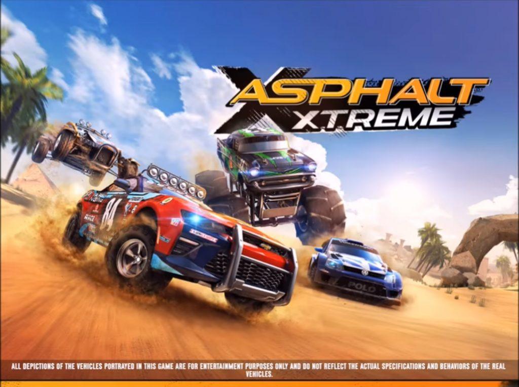 تحميل لعبة أسفلت اكستريم سباق الراليAsphalt Xtreme: Rally Racing