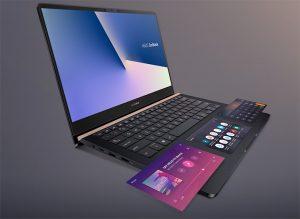 """حاسوب زين بوك برو 15 """"Asus ZenBook 15"""" الجهاز الأقوى في 2018"""