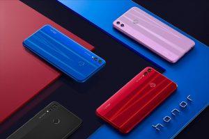 هاتف Honor 8X الى الأسواق من أبواب اوروبة