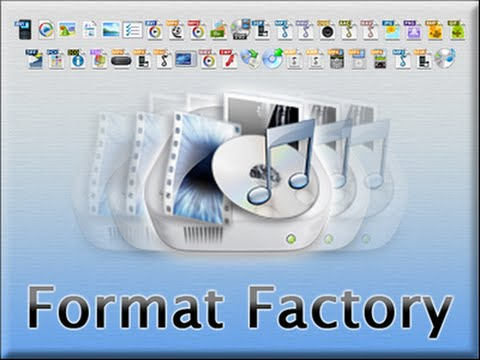 تنزيل تطبيق فورمات فاكتوري Format Factory 4.3.0.0 مصنع الصيغ