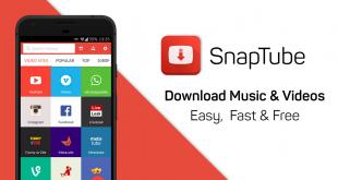 تطبيق تحميل الفيديو من اليوتيوب سناب تيوب Snaptube للموبايل