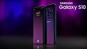 Galaxy S10 المواصفات الكاملة للكاميرات الثلاث