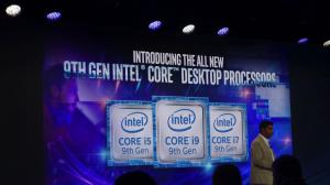 Core i9معالج الجيل التاسع من Intel رسمياً