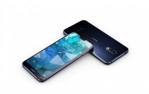 Nokia7.1 نوكيا رسمياً يبدأ بسعر 349 دولار