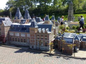 حديقة مادورودام المصغرة في هولندا