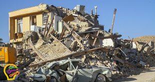 زلرال في إيران و700 إصابة