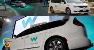 سيارات وايمو ذاتية القيادة التابعة لغوغل تتجول في شوارع كاليفورنيا