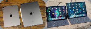 iPad Pro 2018 الجديد بالفيديو اختبارات الصلابة و التحمل