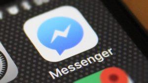 الفيسبوك مسنجر اعادة تصميم واجهته