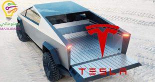 سيارة تيسلا الجديدة والفضيحة المتعلقة بها