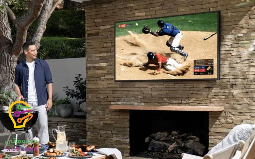 تعرف على تلفزيون سامسونغ الخارجي الجديد