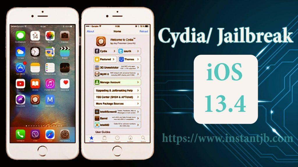 Cydia/GailBreak IOS 13.4