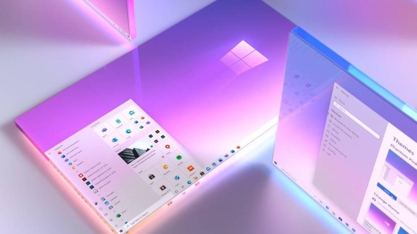 ويندوز 10 والشكل الجديد للقائمة تطلقه مايكروسوفت