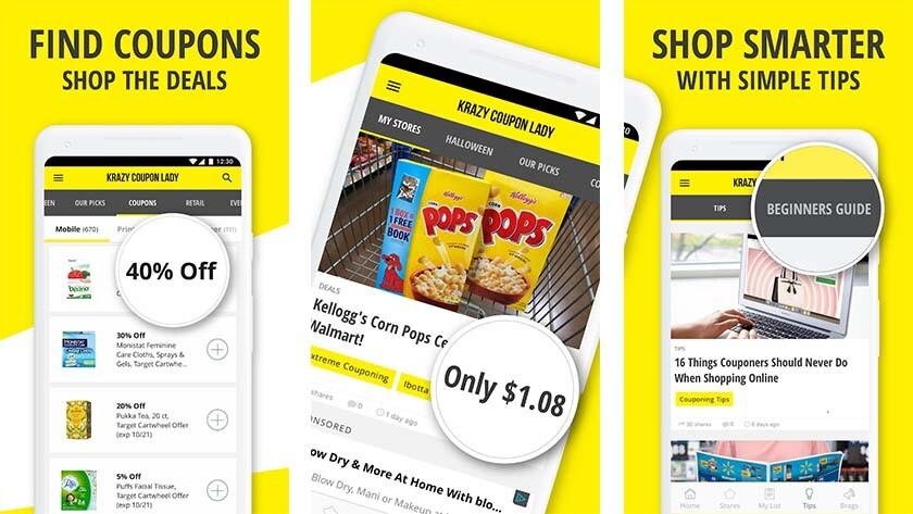 تسوق بسهولة عن طريق بعض التطبيقات على الايفون