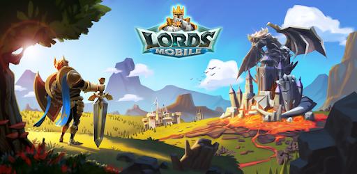 لعبة Lords Mobile Kingdom Wars للأندرويد